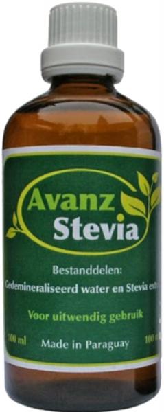 Stevia Fluid (Extrakt) 100ml Flasche